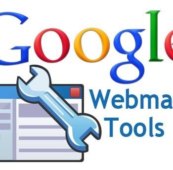Google webmaster tools for website SEO.