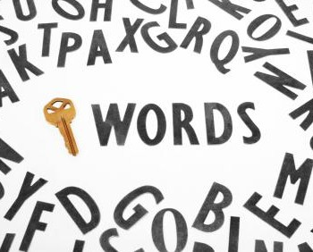 Using keywords for optimising you web pages.