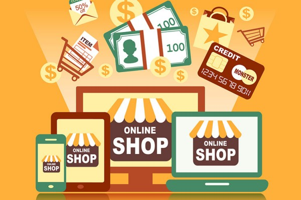 Online shopping, sales and marketing for website owners.
