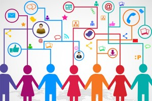 Connecting people with social media and boosting your website marketing.