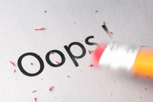 Marketing mistakes made by online business owners.