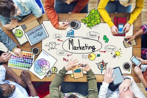 Great marketing and team work strategies for success.