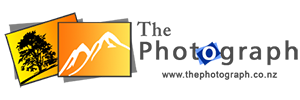 New Zealand photography logo design