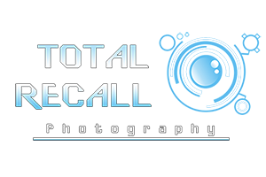 Total recall logo design