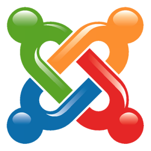 Joomla CMS web design software.