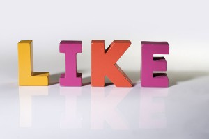Get more likes with your social media marketing.