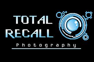 Total recall logo design
