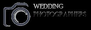 Wedding photography logo design