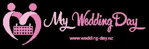 My wedding day customer logo.