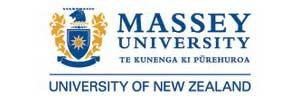 Massey university logo.