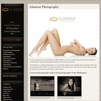 customer website portfolio.